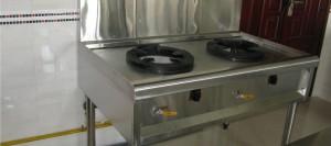 Bếp Inox Công nghiệp 1