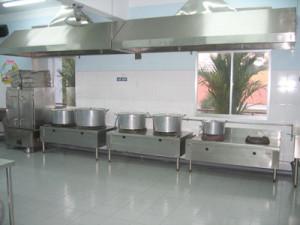 Nhà bếp Inox 1