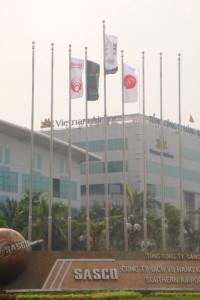 Cột cờ Inox 4