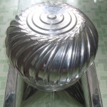 Một số Mẫu Qủa cầu hút nhiệt Inox